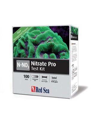 Red Sea Nitrate Pro Test Kit (NO3) Red Sea