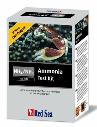 Red Sea MCP Ammonia Test Kit (NH3/NH4) Red Sea