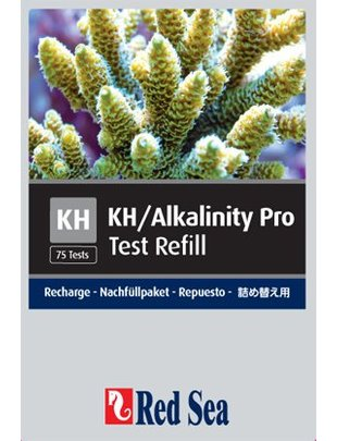 Red Sea Alkalinity Pro Reagent Refill Kit (KH) Red Sea