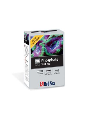 Red Sea MCP Phosphate Test Kit (PO4) Red Sea