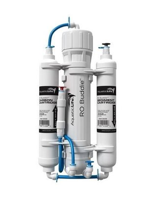 Aquatic Life RO Buddie Water Filtration System (50GPD) Aquatic Life