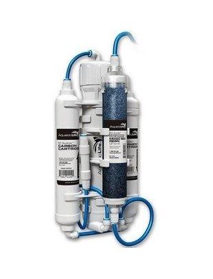 Aquatic Life RO Buddie +DI RO/DI Water Filtration System (50GPD) Aquatic Life