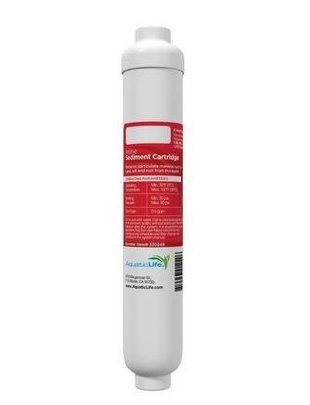 Aquatic Life RO Buddie Replacement Sediment Cartridge Filter - Aquatic Life