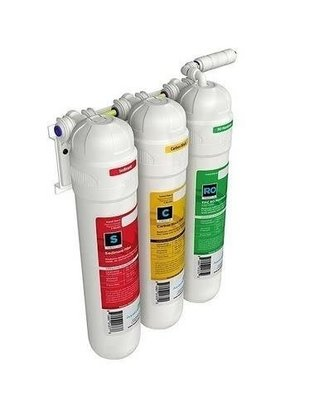 Aquatic Life Twist-In 3-Stage RO Water Filtration System (100GPD) Aquatic Life