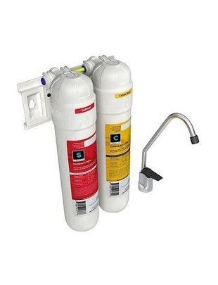 Aquatic Life Twist-In 2-Stage Carbon Water Filter System - Aquatic Life