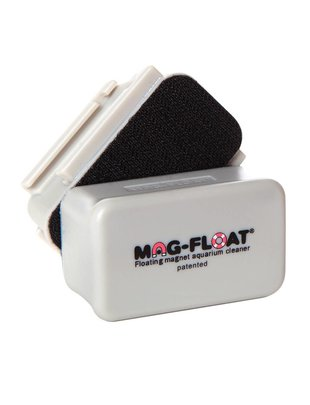 "Mag-Float Small Magnet Cleaner for Glass Aquariums (30, up to 3/16"") Mag-Float"
