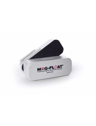 "Mag-Float Medium Magnet Cleaner for Glass Aquariums (125, up to 3/8"") Mag-Float"