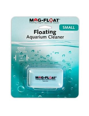 "Mag-Float Small Magnet Cleaner for Acrylic Aquariums (35A, up to 3/16"") Mag-Float"