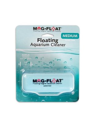 "Mag-Float Medium Magnet Cleaner for Acrylic Aquariums (130A, up to 3/8"") Mag-Float"