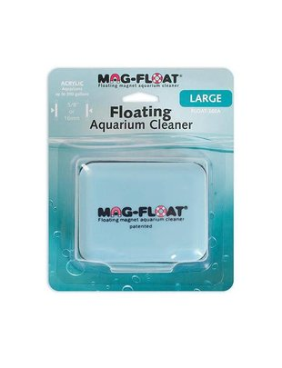 "Mag-Float Large Magnet Cleaner for Acrylic Aquariums (360A, up to 5/8"") Mag-Float"