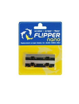 Flipper Nano Stainless Steel Replacement Blades (2 pack) Flipper