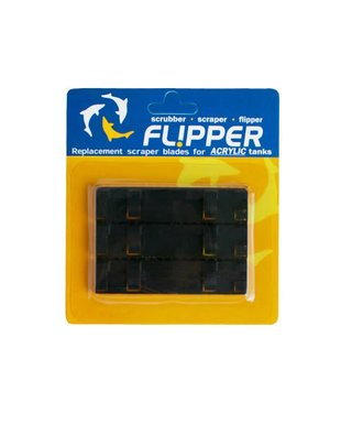 Flipper Standard ABS Replacment Blades (3 pack) Flipper