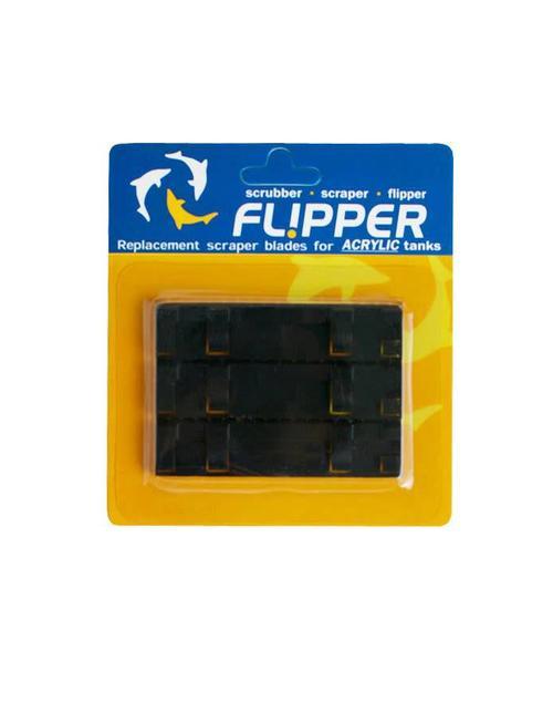 Flipper Standard ABS Replacment Blades (3 pack) Flipper
