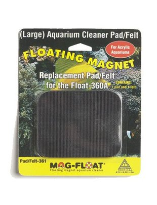 Mag-Float Replacement Pad/Felt For Float 360A (Acrylic) Mag-Float