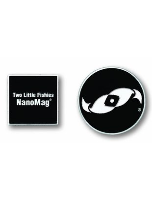 Two Little Fishies NanoMag Aquarium Cleaning Magnet - Two Little Fishies
