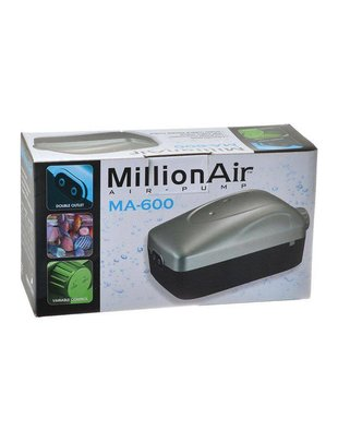 Commodity Axis MillionAir MA-600 Airpump (60g) Commoity Axis