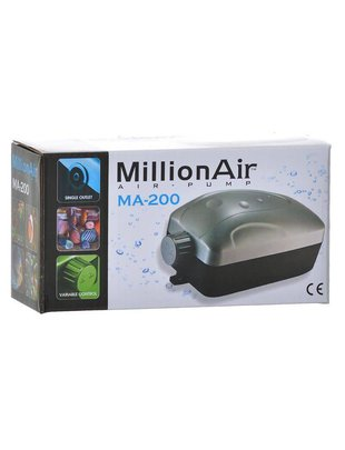 Commodity Axis MillionAir MA-200 Airpump (10-30g) Commodity Axis