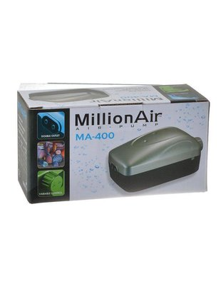 Commodity Axis MillionAir MA-400 Airpump (30-50g) Commodity Axis