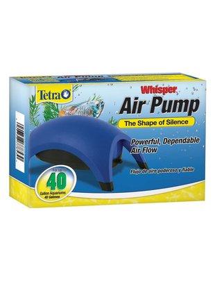 Tetra Whisper Air Pump (40) Tetra