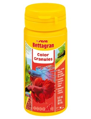 Bettagran Color Betta Granuales (0.8oz) Sera