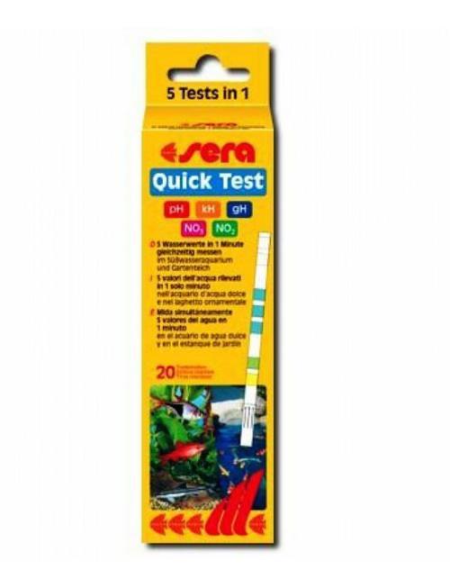 5-In-1 Quick Test (50 strips) Sera