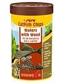 Catfish Chips, Wafers with Wood (3.88oz/250 ml) Sera