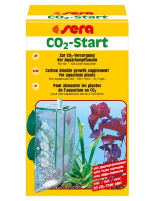 CO2 Start (up to 40 Gal) Sera