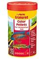 Granured Cichlid Sinking Color Pellets (250ml) Sera
