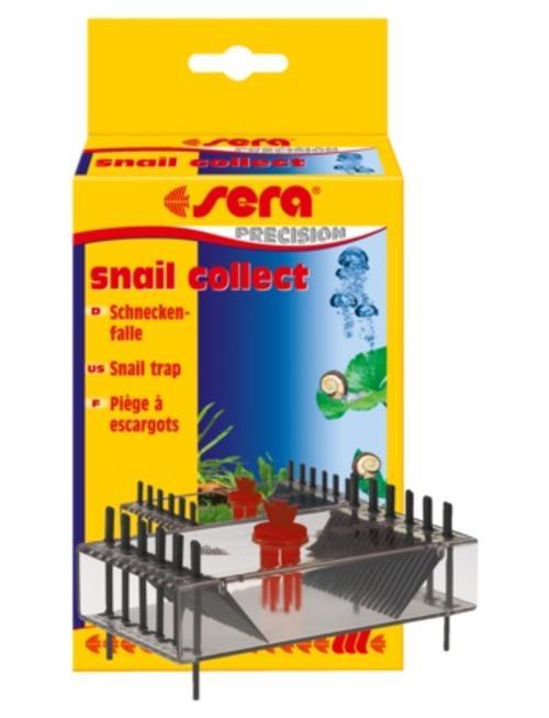Snail & Bristleworm Collect Trap - Sera
