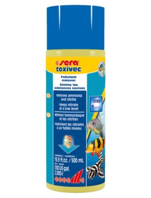 Toxivec Water Conditioner (500 ml) Sera