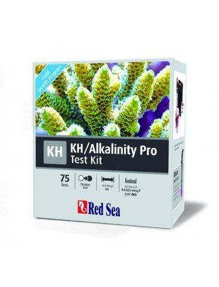 Red Sea Alkalinity Pro Test Kit (KH) Red Sea