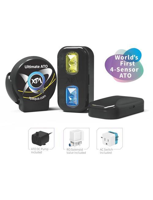 XP Aqua Ultimate ATO - Complete 4-Sensor Aquarium Auto-Top-Off System - XP Aqua
