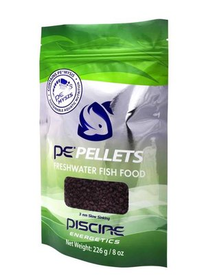 Piscine Energetics PE 8oz FW Pellets Slow Sinking