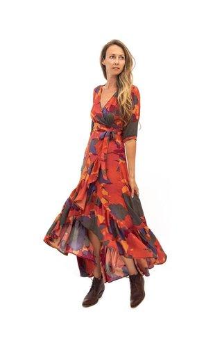 TYSA TYSA SPANISH DANCER DRESS