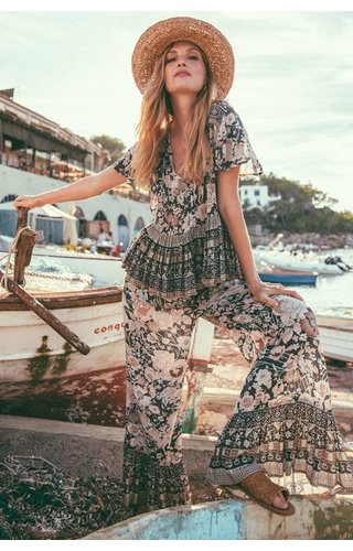 SPELL AND THE GYPSY COLLECTIVE SPELL AMETHYST PALAZZO PANTS