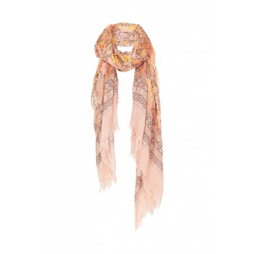 SPELL AND THE GYPSY COLLECTIVE AMETHYST TRAVEL SCARF