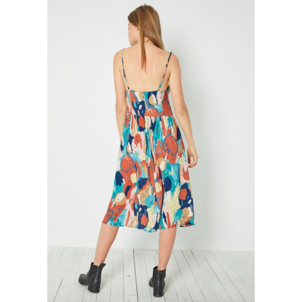 ROLLA'S EVE PAINTED TULIP DRESS
