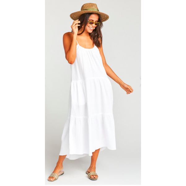 SHOW ME YOUR MUMU MAY MAXI DRESS