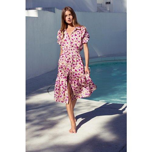 MISA LOS ANGELES MISA MELVARI DRESS