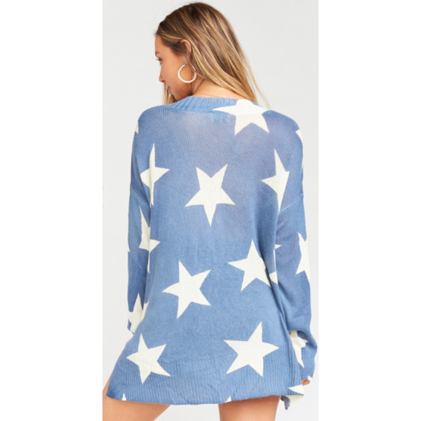 SHOW ME YOUR MUMU CLIFFSIDE SWEATER