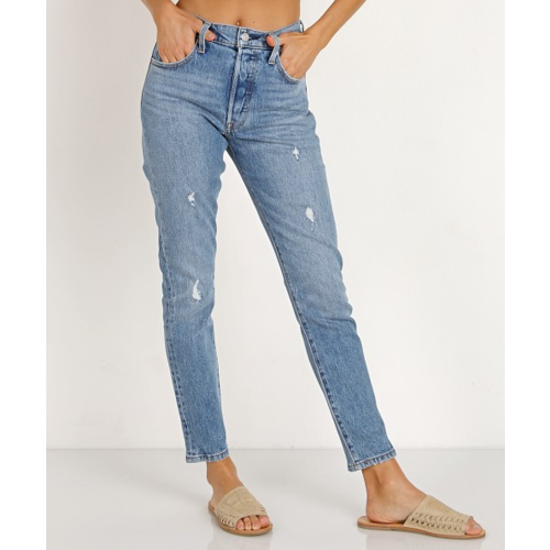 LEVI'S LEVI'S 501 LEAVE A TRACE SKINNY