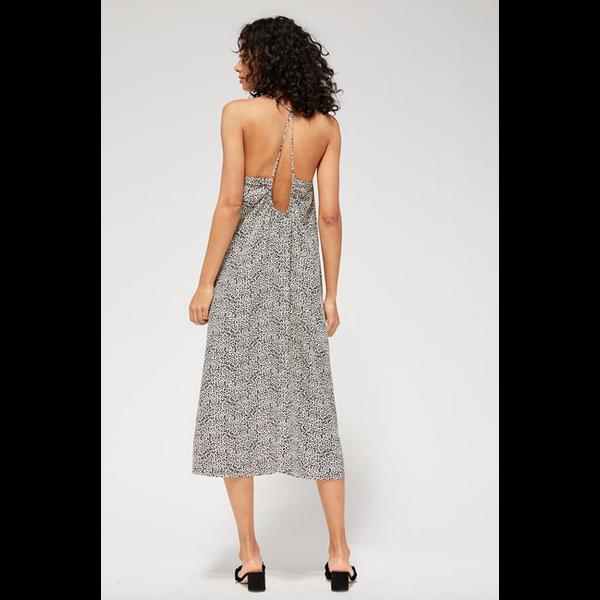 LACAUSA PRINTED ESTELLE DRESS