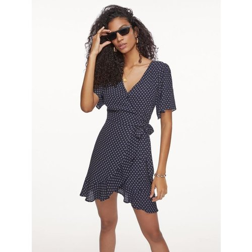 SANCTUARY SANCTUARY SASSY WRAP DRESS