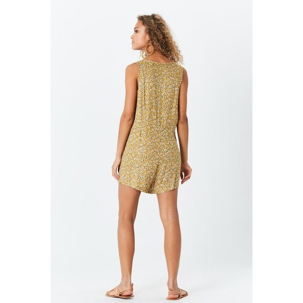 JEN'S PIRATE BOOTY SOUTH BEACH ROMPER