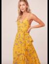ASTR BETTE FLORAL MAXI DRESS