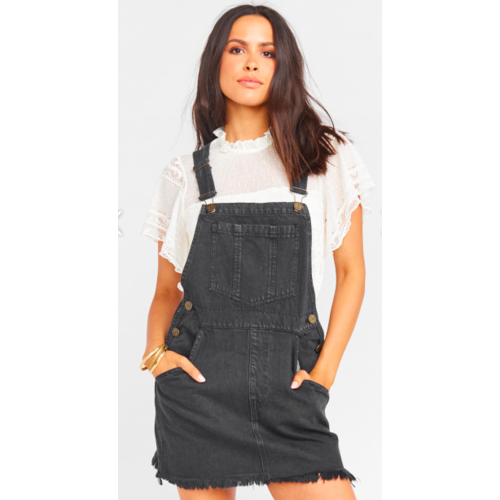 SHOW ME YOUR MUMU SHOW ME YOUR MUMU GEORGIA OVERALLS DRESS