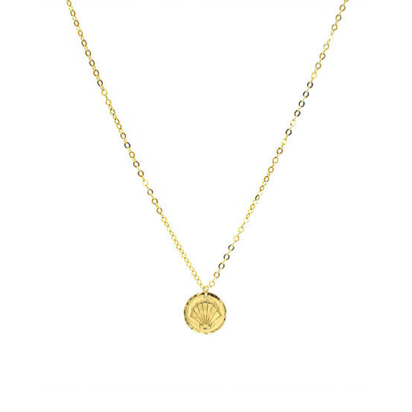 PARADIGM COIN NECKLACE