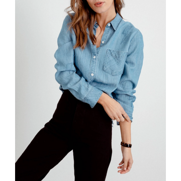 RAILS INGRID BUTTON UP