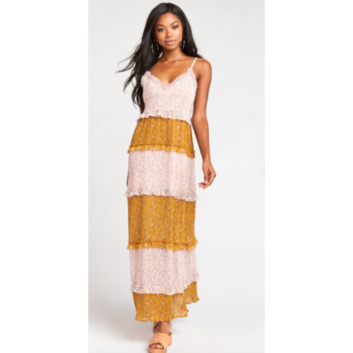 SHOW ME YOUR MUMU SHOW ME YOUR MUMU EMIRA MAXI DRESS