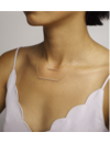 ADINA REYTER LARGE PAVÉ BAR NECKLACE